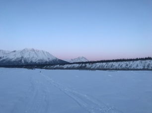 Beneath the Borealis - Little Letting Gos - Lou Last Ski