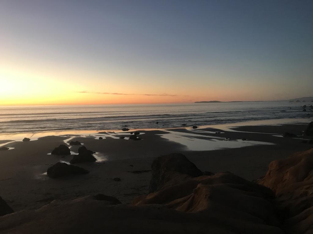 Beneath the Borealis 12/11/17 The Cult Dillon Beach 3
