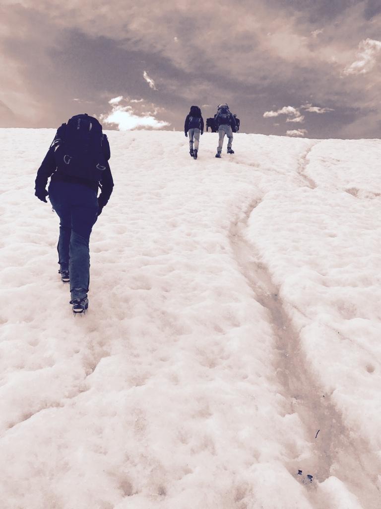 Beneath the Borealis Trifecta 12-18-17 Kennicott, Alaska Root Glacier 2