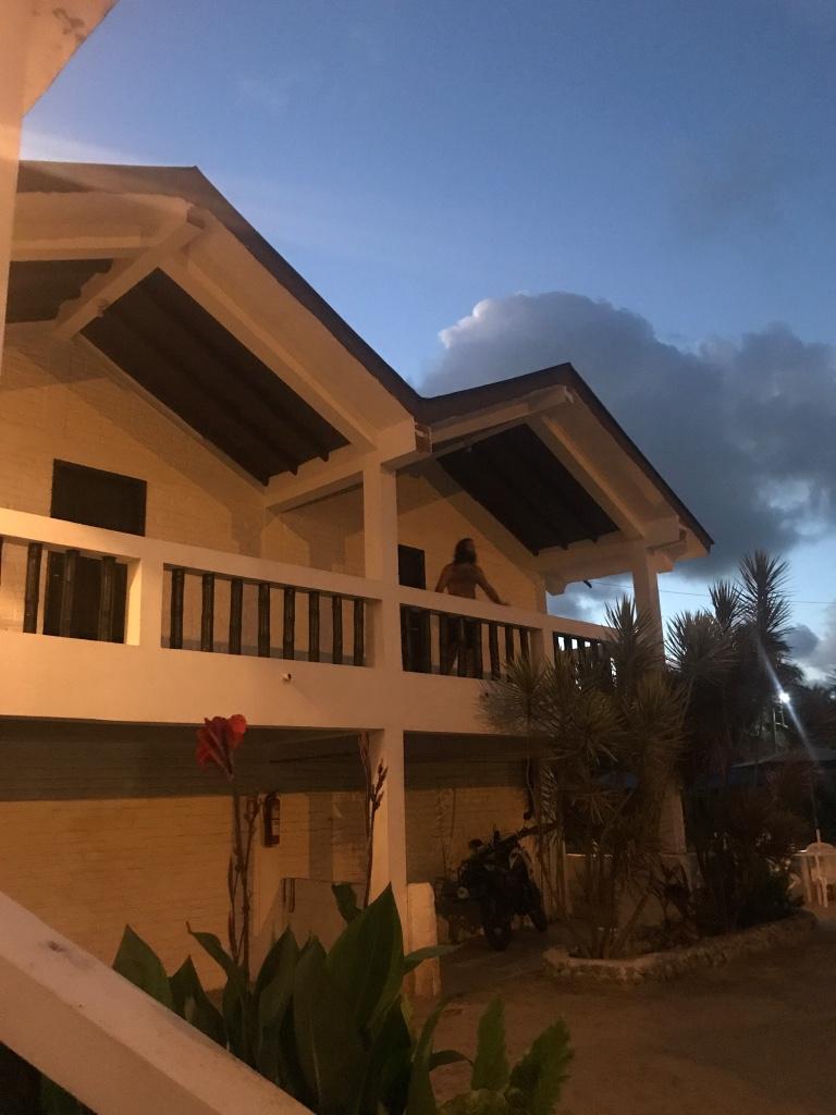 Beneath the Borealis The Last Day 02:26:18 Sundown Hotel Canoa Ecuador