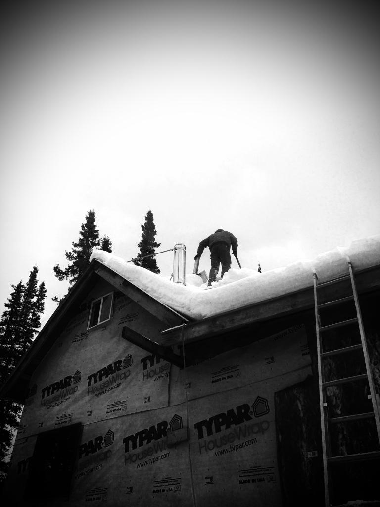 Beneath the Borealis Alaska Spring Cleaning Spring Fever 3-26-18 Home Improvement