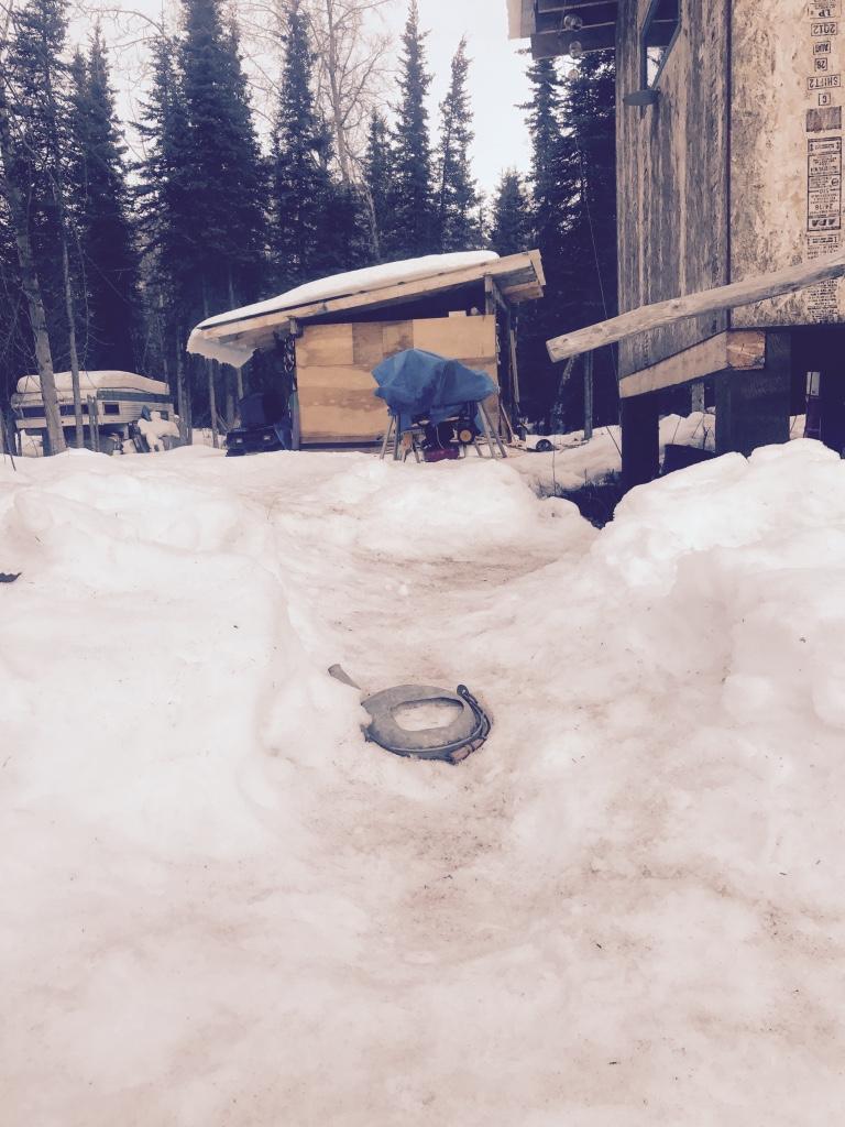 Beneath the Borealis Chore Strong 04-09-18 Spring in Alaska