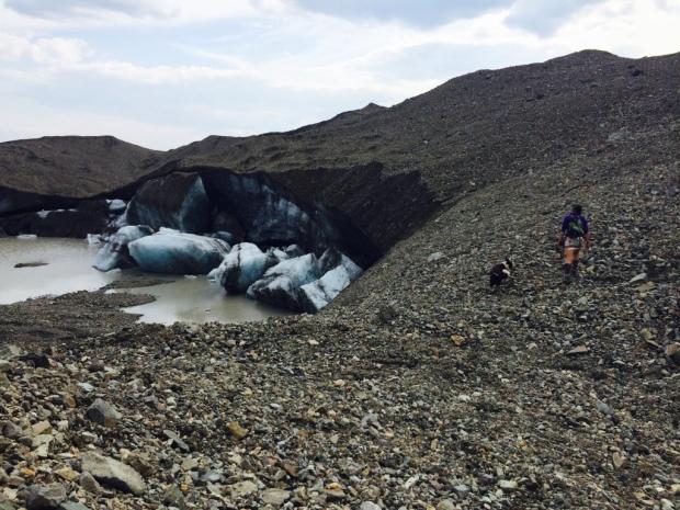 Beneath the Borealis Swimming Hiking Alaska