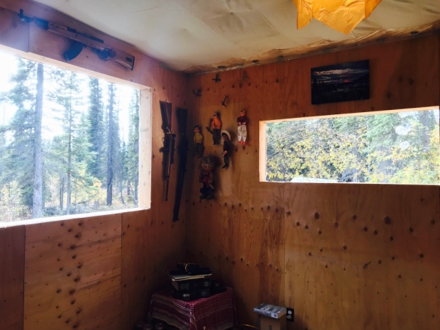 Beneath the Borealis The More On 10-22-18 Tiny Home Alaska Construction