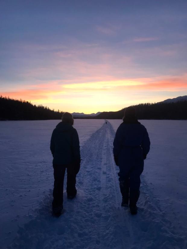 Beneath the Borealis 04-01-19 The Disconnect, Friendship in Alaska