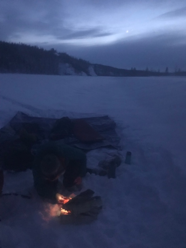 Beneath the Borealis In Celebration of Women Backcountry Winter Camping Alaska