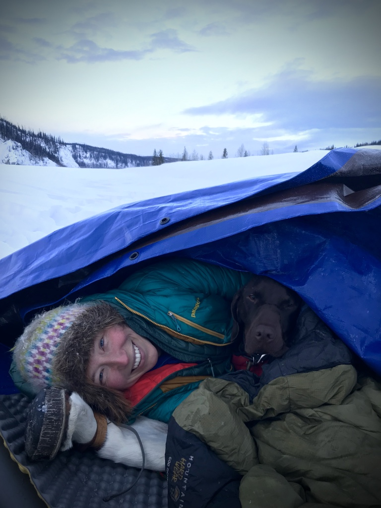 Beneath the Borealis In Celebration of Women Winter Camping in AK