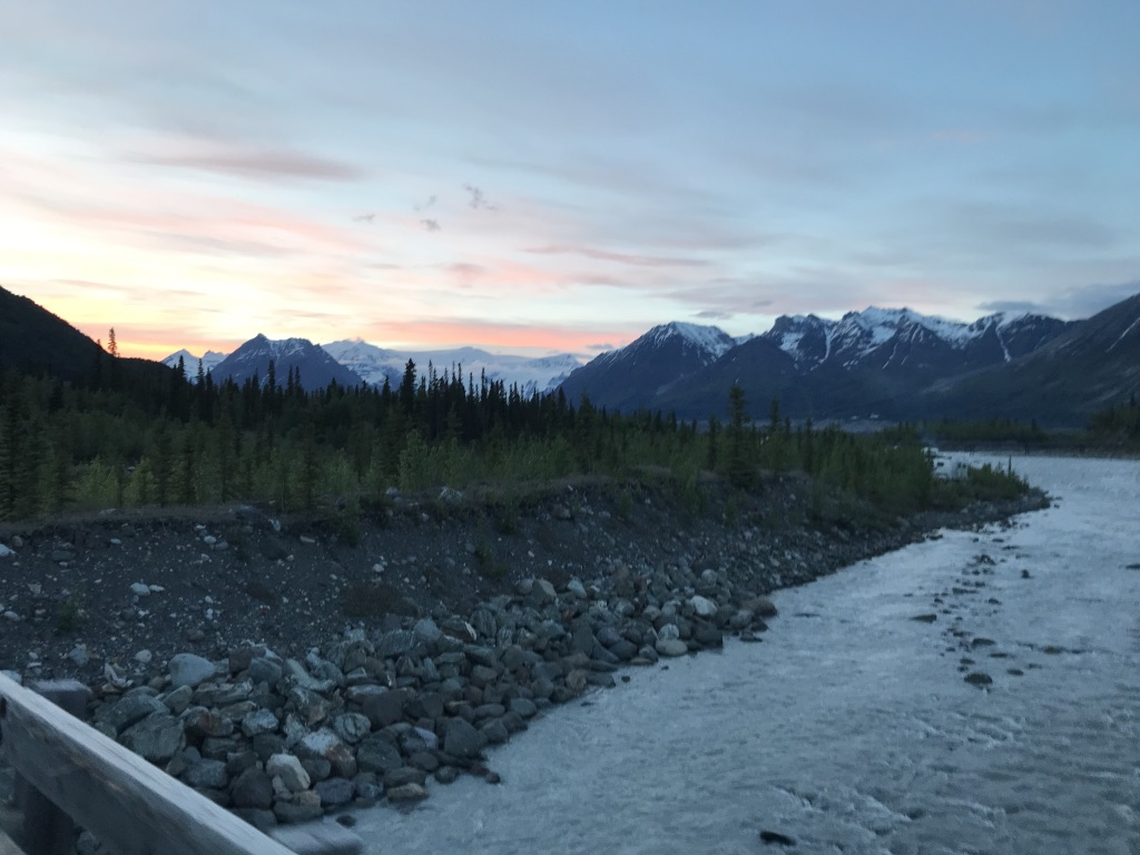 Beneath the Borealis 07-22-19 Everything Changes (Even Kennicott River
