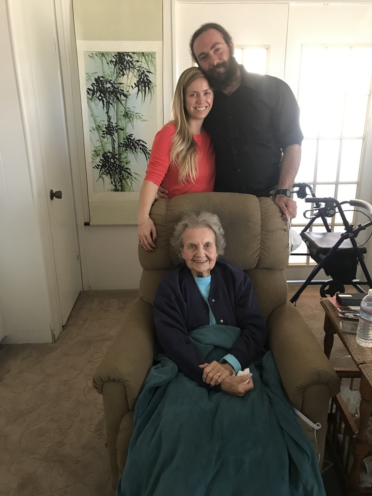 Beneath the Borealis 7-8-19, Six Funerals and a Wedding, Grandma Jane