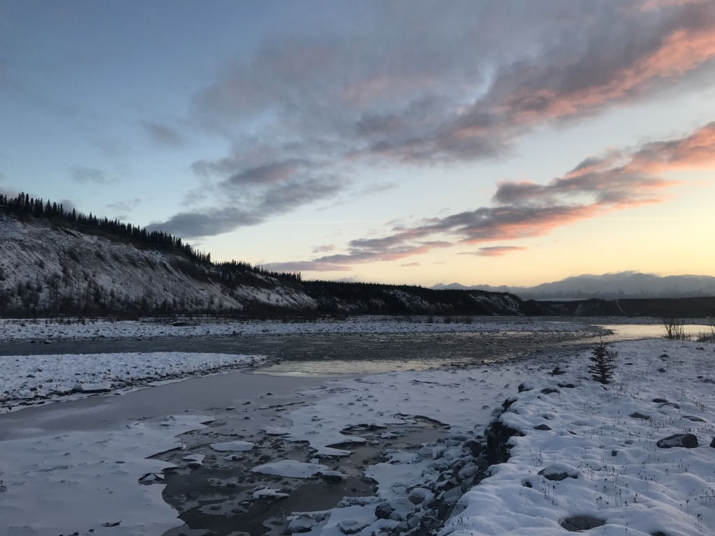 Beneath the Borealis, Stay, Alaska