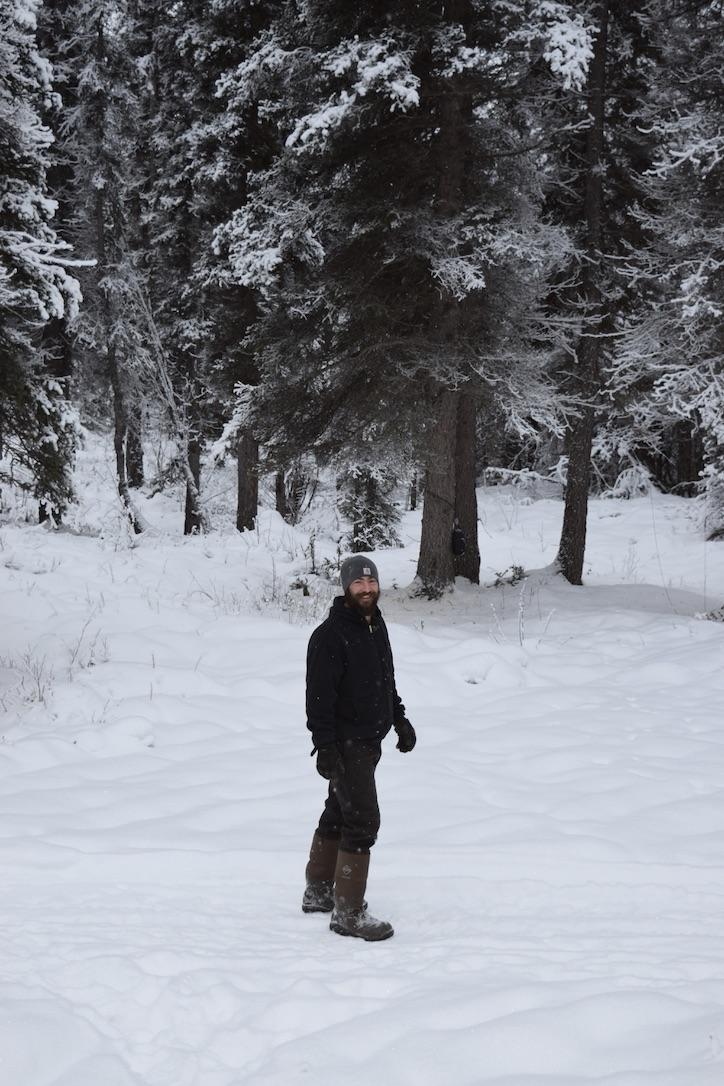 Beneath the Borealis, Welcome to Alaska, Enjoy Your Stay, Happy Husband