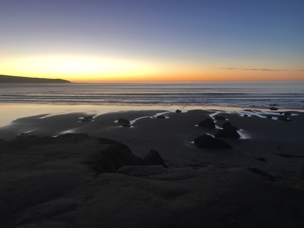 Beneath the Borealis, What's in a Name? December 30th, 2019, Dillon Beach, CA