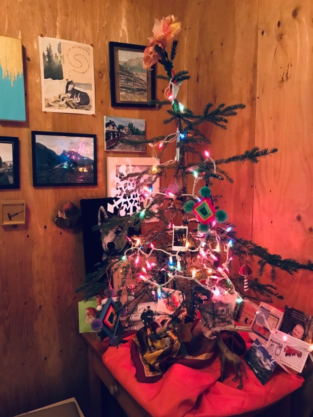 Beneath the Borealis Post Cabin Fever 02:24:20 Christmas in Alaska