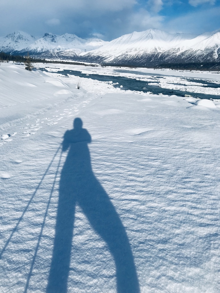 Beneath the Borealis Post Cabin Fever 02:24:20 Kennicott River, Alaska Crosscountry Skiing