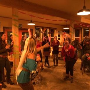 Beneath the Borealis, 03:09:20, The Sweetness of Saturdays, Alaskan Bachelorette Party