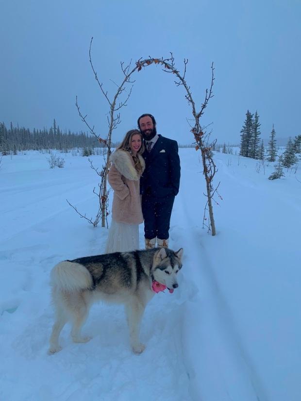 Beneath the Borealis, 03:09:20, The Sweetness of Saturdays, Alaskan Wedding