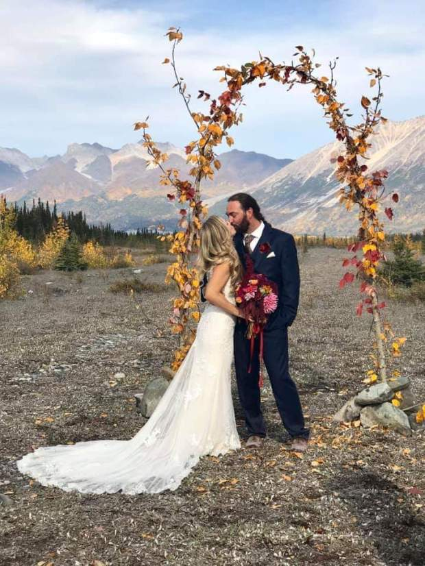 Beneath the Borealis, 03:09:20, The Sweetness of Saturdays, Wedding in Alaska