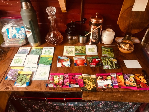 Beneath the Borealis, Post, Sown, 04-20-20, Gardening in Alaska Starting Seeds