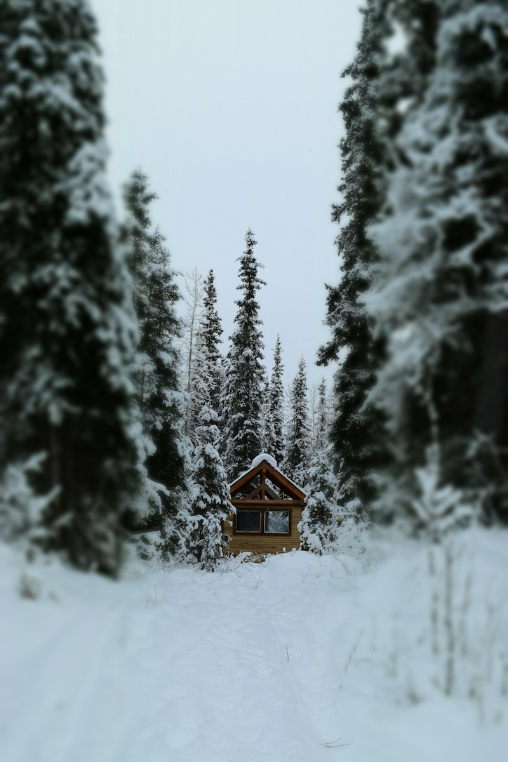 Beneath the Borealis, Living in Rural Alaska, The Library, or Lack Thereof, 05:18:20, Alaskan outhouse