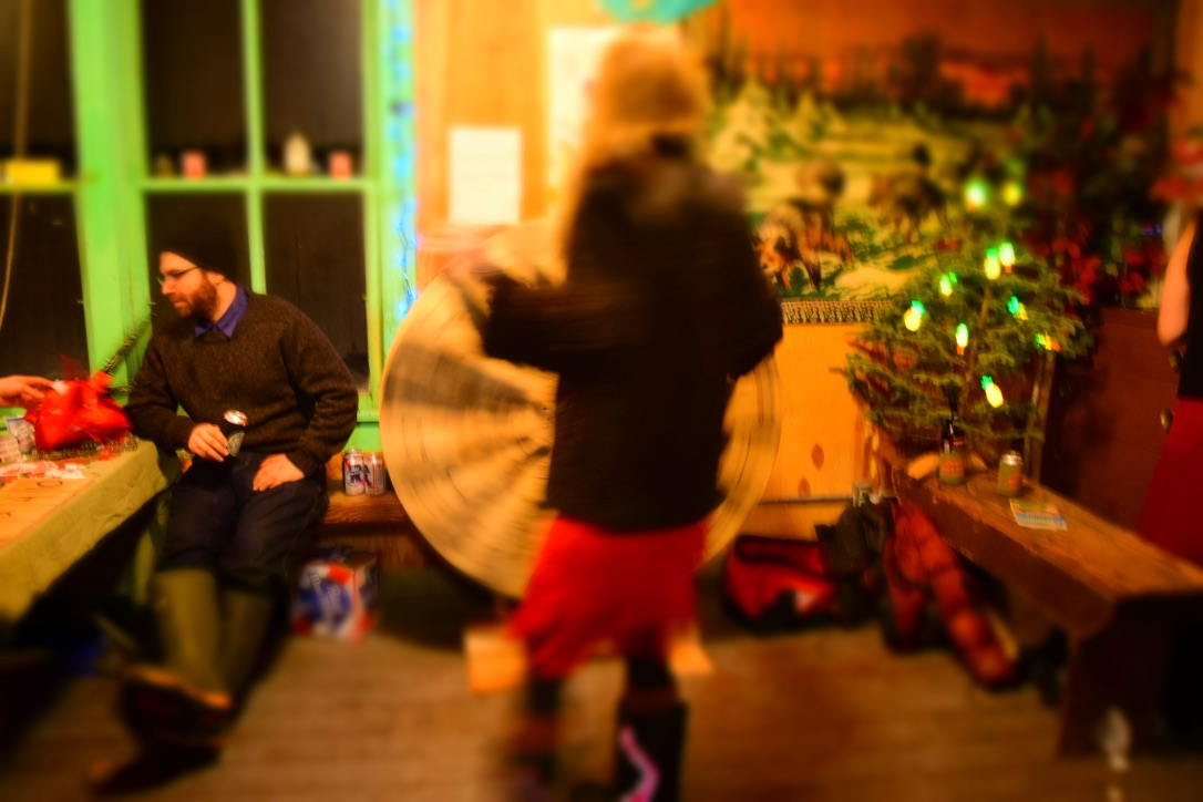 Beneath the Borealis, Living in Rural Alaska, The Library, or Lack Thereof, 05:18:20, Rural Alaskan Christmas