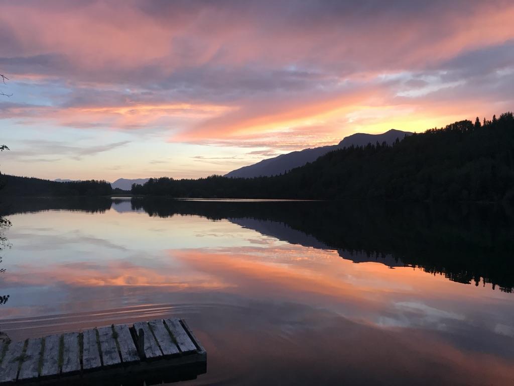 Long Lake, Alaska