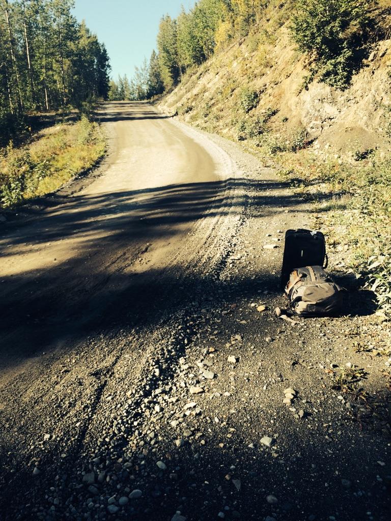 McCarthy Road, Alaska
