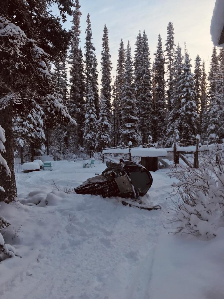 Polaris trail