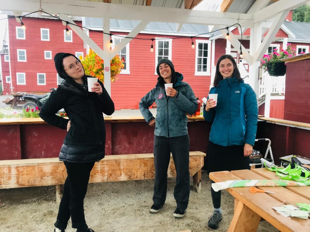 Women of Alaska
