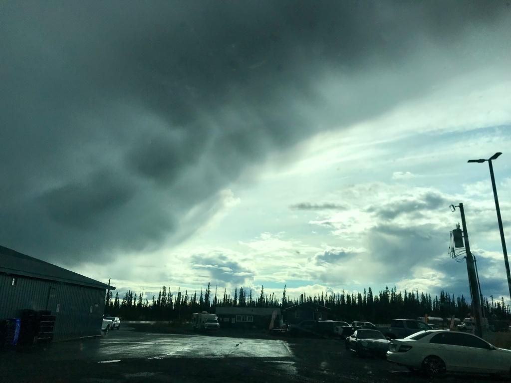Weather in Alaska