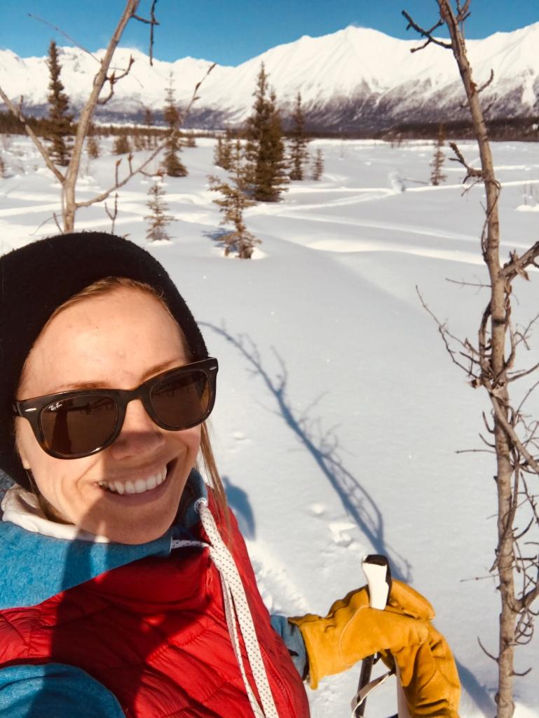 Crosscountry skiing