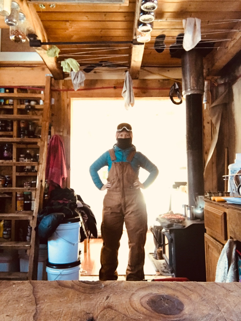 Winter survival gear